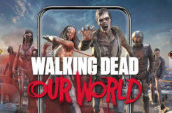 the walking dead: our word ar hra android