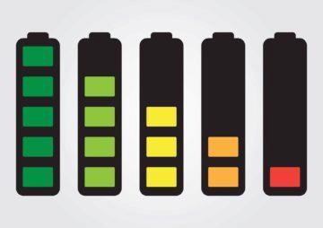 vydrz baterie vybijeni telefonu porovnani