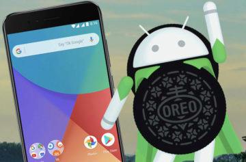 Xiaomi Mi A1 už funguje na poslední verzi Android 8.1 Oreo. Jaké jsou novinky?