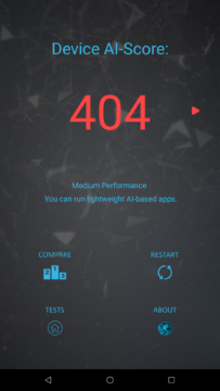 AI Benchmark 2