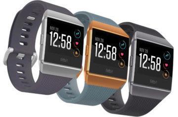 Fitbit Ionic recenze: Povedené chytré hodinky pro sportovce s GPS i voděodolností