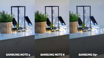 Fototest redakce detail Samsung Galaxy Note 9 vs Note 8 vs S9