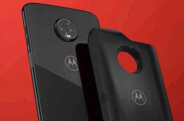 Moto Z3 oficiálně představen: První telefon, který obdrží podporu 5G sítí