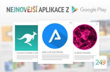 Nejnovější aplikace z Google Play #249: vylepšená odemykací obrazovka
