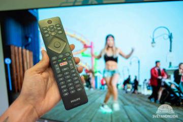 Philips TV klasicky ovladac