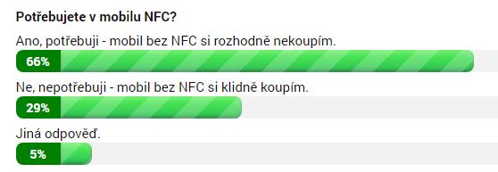 Potřebujete v mobilu NFC?