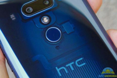 Recenze HTC U12 Plus
