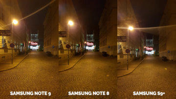 Samsung galaxy fotí perfektně