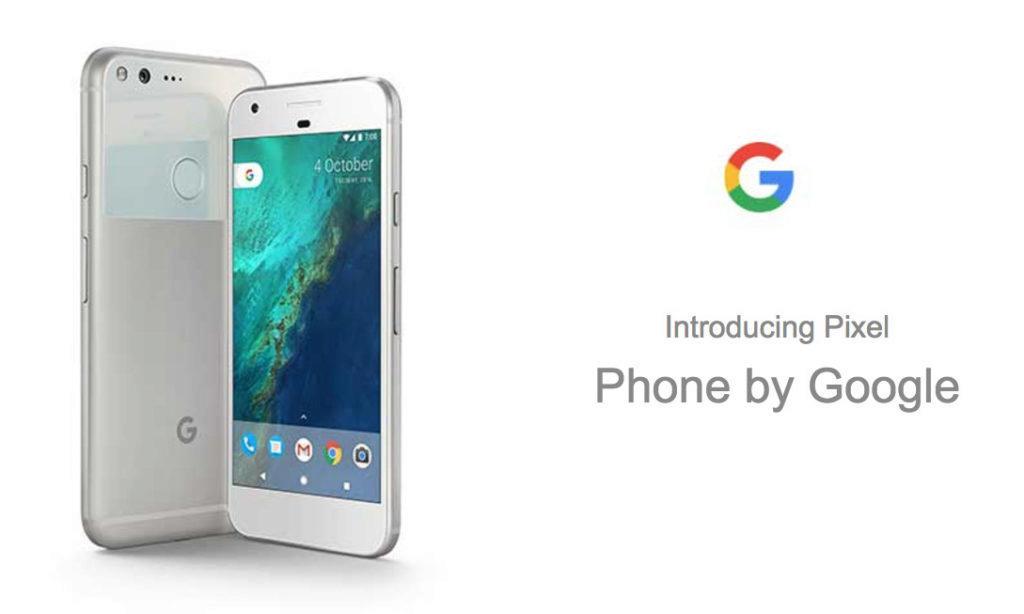 Telefony Google Pixel nabízejí prakticky úplně čistý Android