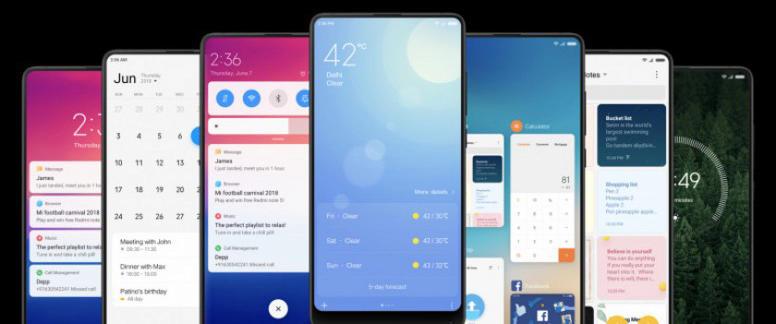 Telefony Xiaomi s MIUI 10 podávají skvělé výsledky