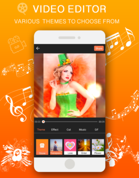 Video Editor Music android