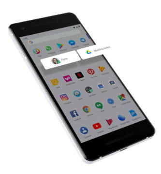 android 9 pie novinky