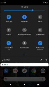 Android 9 Pie stahovatelna lista