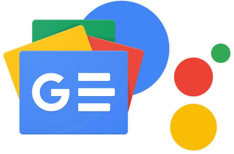 asistent google bude cist zpravy