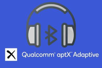 audio kodek bluetooth qualcomm aptx adaptive