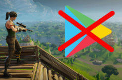 battle royale hra fortnite google play obchod
