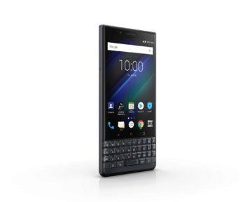 blackberry key2 displej