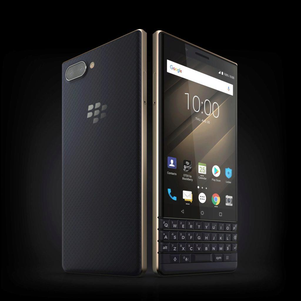 blackberry key2 le design