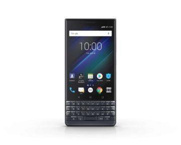 blackberry key2 le klavesnice