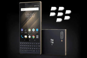 blackberry key2 le predstaveni