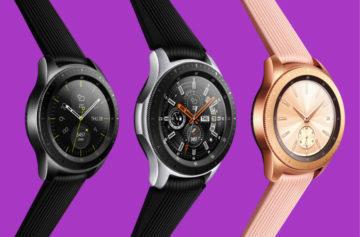 Chytré hodinky Samsung Galaxy Watch představeny: Nový název, design a skvělá výdrž
