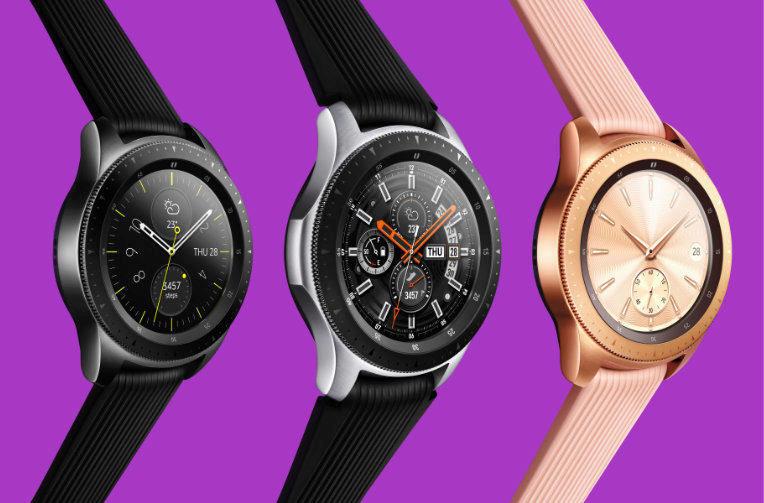 Chytré hodinky Samsung Galaxy Watch představeny  Nový název i design 4fd63f6d66