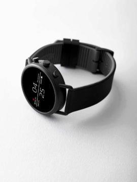 chytre wear os hodinky skagen