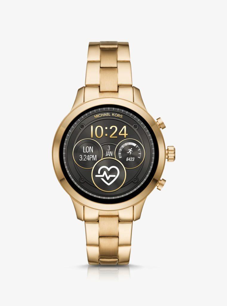 Michael Kors představil designové chytré hodinky s GPS a NFC d1ff2d4bce
