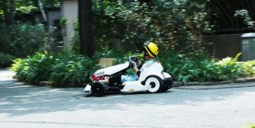elektricka motokara xiaomi