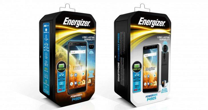 energizer power max p490 p490s