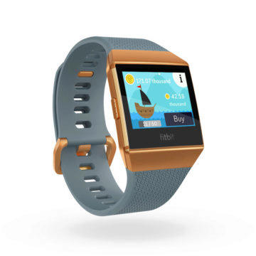 fitbit ionic hry