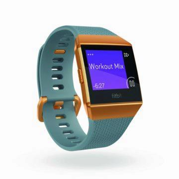 fitbit ionic workout