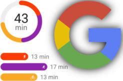 google coach asistent zdravi fitness
