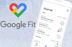 google fit novy design