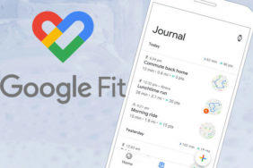 google fit novy design