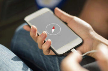 """Proč používání GPS tak radikálně """"vysává"""" baterii telefonu?"""