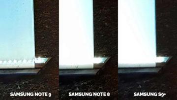 kontrast test samsung telefony vlajkove modely galaxy