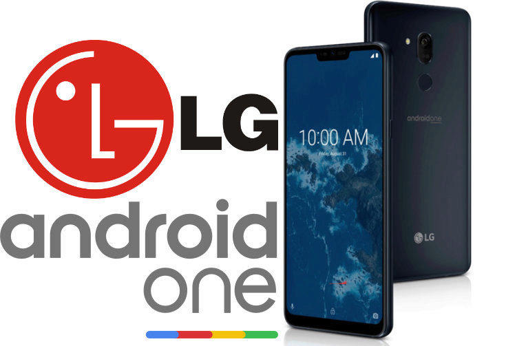 lg g7 one android one telefon