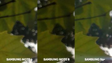 list detail galaxy s9+ vs galaxy note 8 vs galaxy note 9