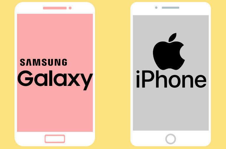 5 nejprodávanějších chytrých telefonů