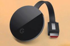 novy chromecast podpora google yeti