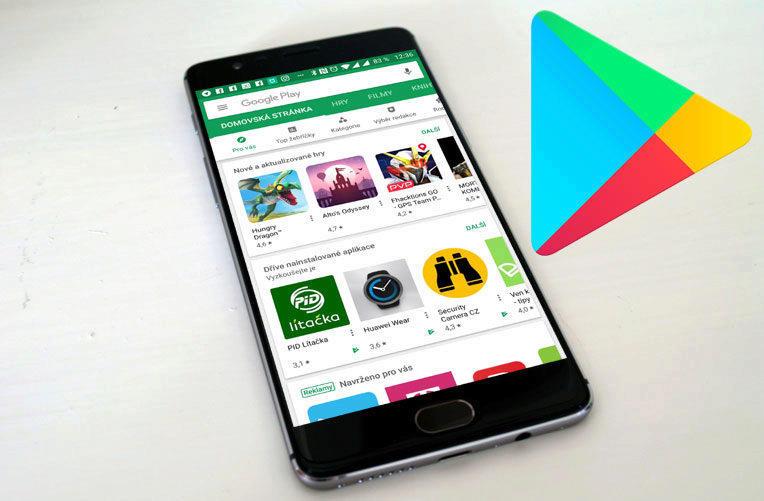 obchod google play stahovat jen přes Wi-Fi