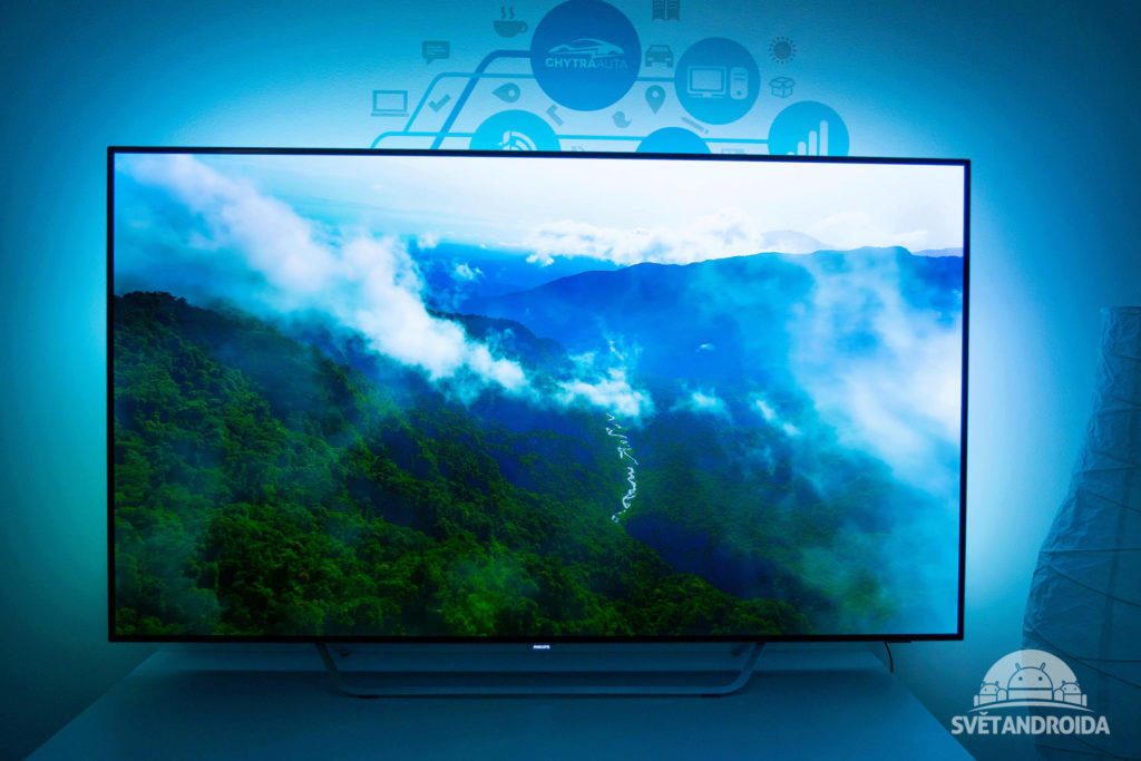 philips displej kvalita 4k ultra hd premium hdr