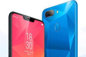 realme 2 telefon design