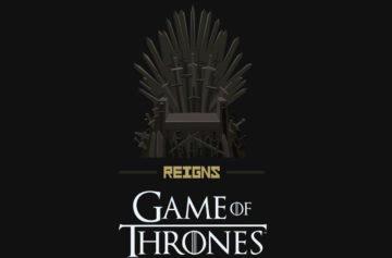 Spojení oblíbené hry a známé značky. Reigns: Game of Thrones se představuje