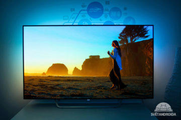 rezim ambilight philips tv