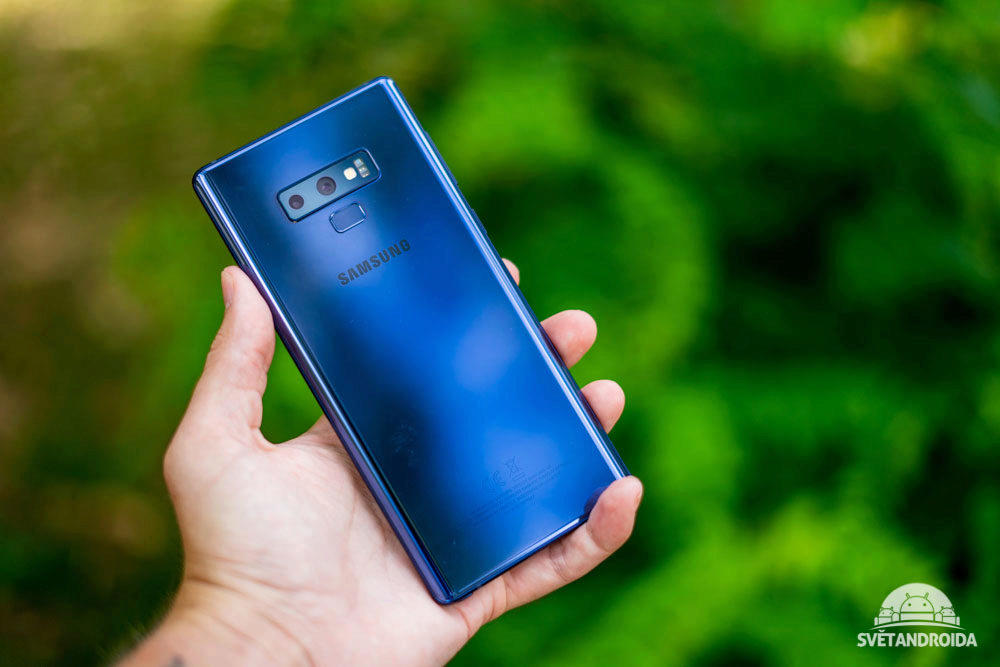 samsung galaxy note 8 design