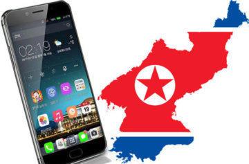 Smartphony v KLDR: Kamenné obchody pro aplikace, žádný internet a zabavené Samsungy