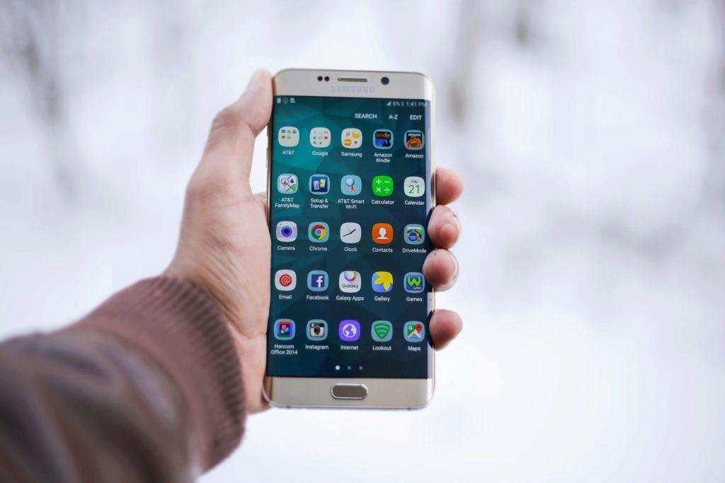 Telefony Samsung mají nadstavbu Experience
