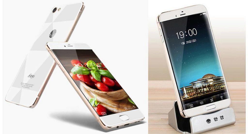 smartphony v kldr